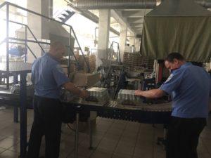В Запорожской области прошли обыски на заводах по производству алкоголя - ФОТО