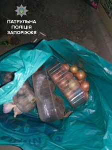 Голод заставил запорожца пойти на кражу - ФОТО