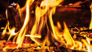 В Запорожье заживо сгорела женщина