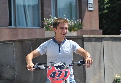 Запорожский спортсмен стал чемпионом Европы по мотокроссу