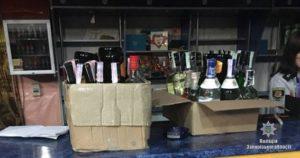 Нелегальная торговля алкоголем, оружие и наркотики: на запорожском курорте провели обыски - ФОТО