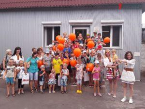 В Запорожье для детей-переселенцев провели интересную экскурсию - ФОТО