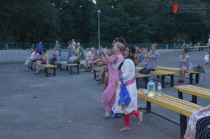 В Запорожье состоялся концерт индийской и його-музыки - ФОТО, ВИДЕО