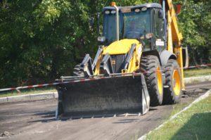 В запорожском аэропорту ремонтируют дорогу за 35 миллионов гривен – ФОТО