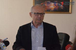Валерий Эделев: «Запорожье — лидер в Украине по борьбе с амброзией, но проблема в городе еще не решена»