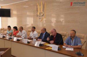 В Запорожье обсудили перспективы патриотического воспитания молодежи - ФОТО