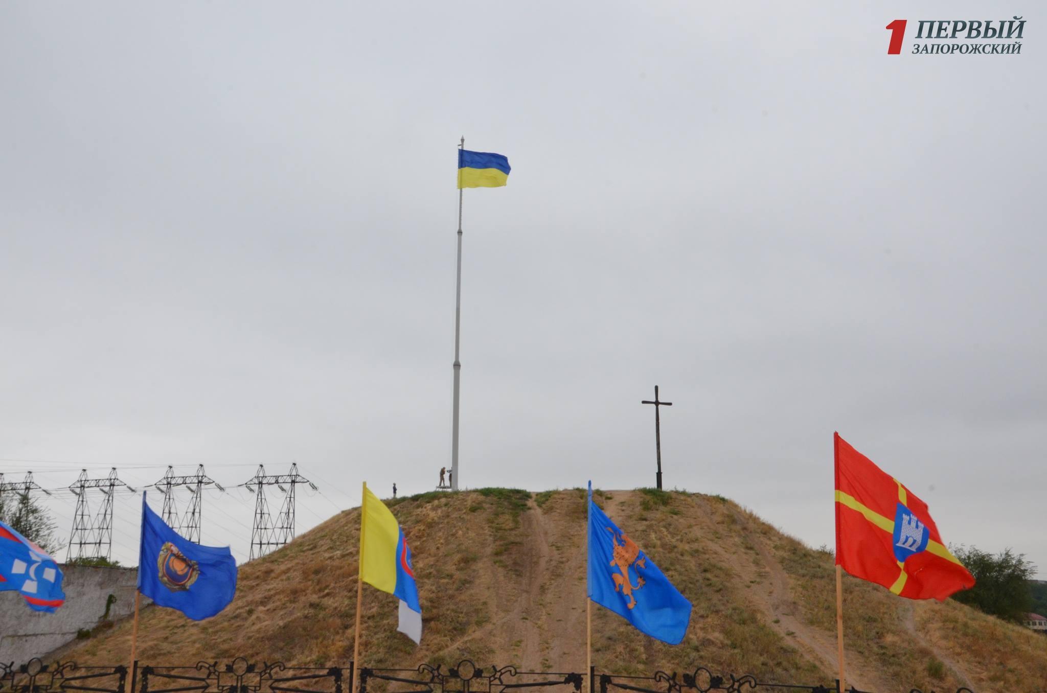 Генеральный прокурор вЗапорожье наглавном празднике страны: «Мыпобедим!»