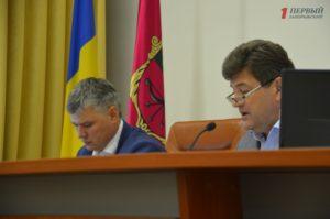 Владимир Буряк заявил, что Запорожью, помимо лаборатории, необходимы стационарные источники замера выбросов