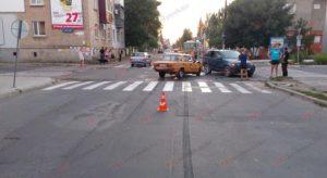 В Запорожской области не поделили дорогу