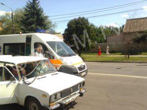 В Запорожской области пешеход попал под колеса легковушки: пострадавший в реанимации - ФОТО