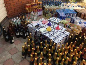 В Запорожье через интернет незаконно продавали иностранный алкоголь - ФОТО