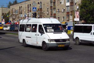 В Запорожье решили пока не закрывать один из популярных автобусных маршрутов