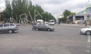 В Запорожской области велосипедист столкнулся с легковушкой - ФОТО