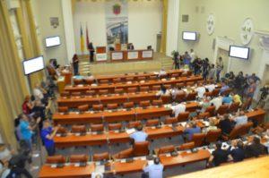 В мэрии на час отложили заседание сессии из-за отсутствия кворума