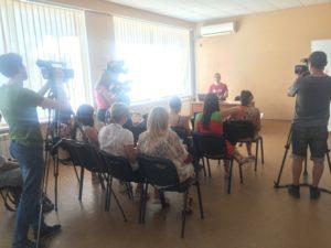 В Запорожье переселенцы, студенты и участники АТО получат возможность бесплатно обучаться в IT-школе
