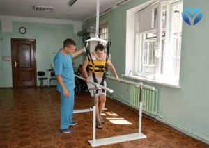 В Запорожской облбольнице модернизируют реабилитационное отделение: закупки нового оборудования и ремонт блока водолечения