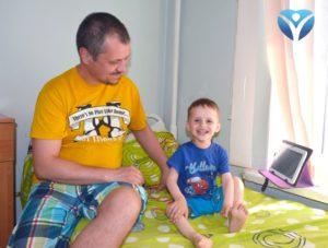В Запорожской облбольнице спасли жизнь двухлетнего малыша - ФОТО