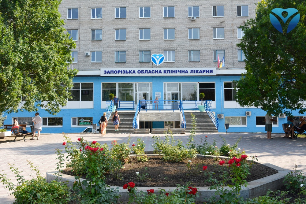 В Запорожской облбольнице ночью произошло ЧП