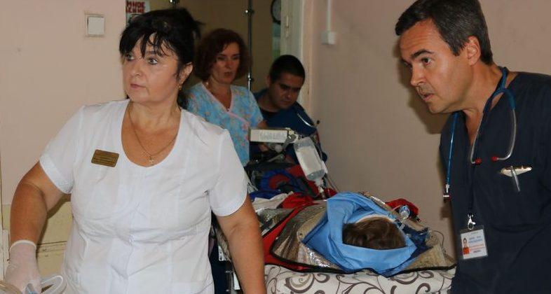 Родители обгоревшей малышки Даши Яковлевой остановили сбор денег на лечение