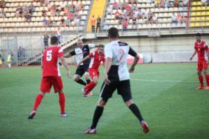 Запорожский муниципальный клуб одержал первую домашнюю победу