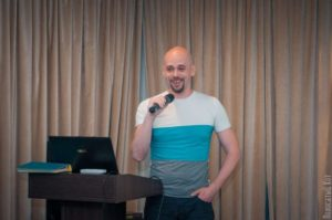 Запорожскому журналисту нужна помощь в борьбе с тяжелым недугом
