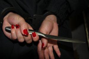 В Запорожье ссора брата и сестры закончилась поножовщиной - ФОТО