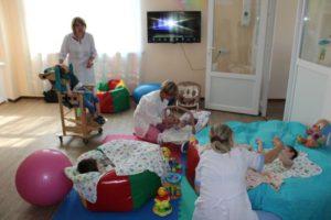 В Запорожье открылась первая группа помощи для детей с особо тяжелыми заболеваниями- ФОТО