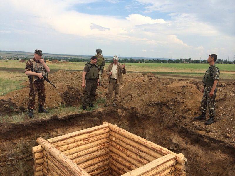 Областной УКС получит почти 100 тысяч гривен за надзор за строительством оборонных сооружений
