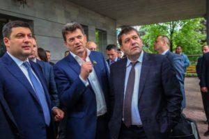 Мэр Запорожья уехал в Киев