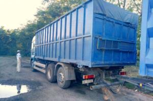 В Запорожской области усилили проверки грузового автотранспорта