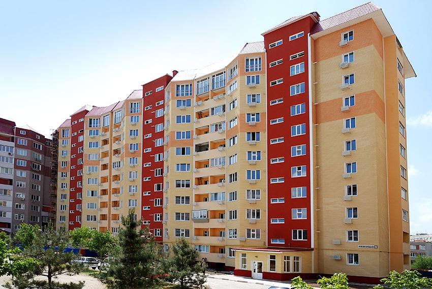 Запорожская область заняла третье место по темпам роста строительства