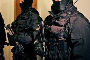 Генпрокуратура проводит обыски в управлении запорожской Нацполиции