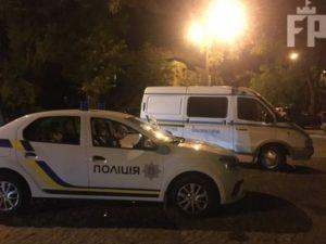 В Запорожье возле офиса экс-смотрящего Евгения Анисимова прогремел взрыв - ФОТО, ВИДЕО