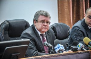 В прокуратуре Запорожской области опровергли слухи об увольнении руководителя Валерия Романова