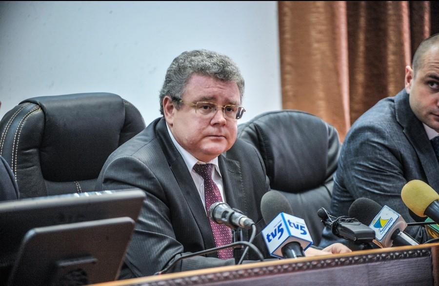 Валерий Романов отчитается перед Запорожским облсоветом о работе прокуратуры