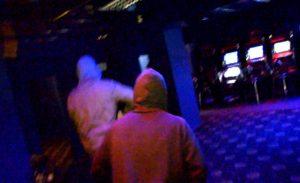 В Запорожье вооруженная банда разгромила несколько игровых залов - ФОТО