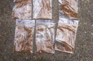 В Запорожье у мужчины нашли наркотики - ФОТО