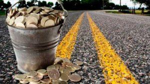 Службе автодорог выделят из бюджета области 18 миллионов гривен на содержание дорог и 30 миллионов гривен на строительство мостов через реку Днепр