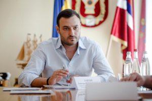 Дмитрий Давтян уходит с поста первого заместителя Брыля