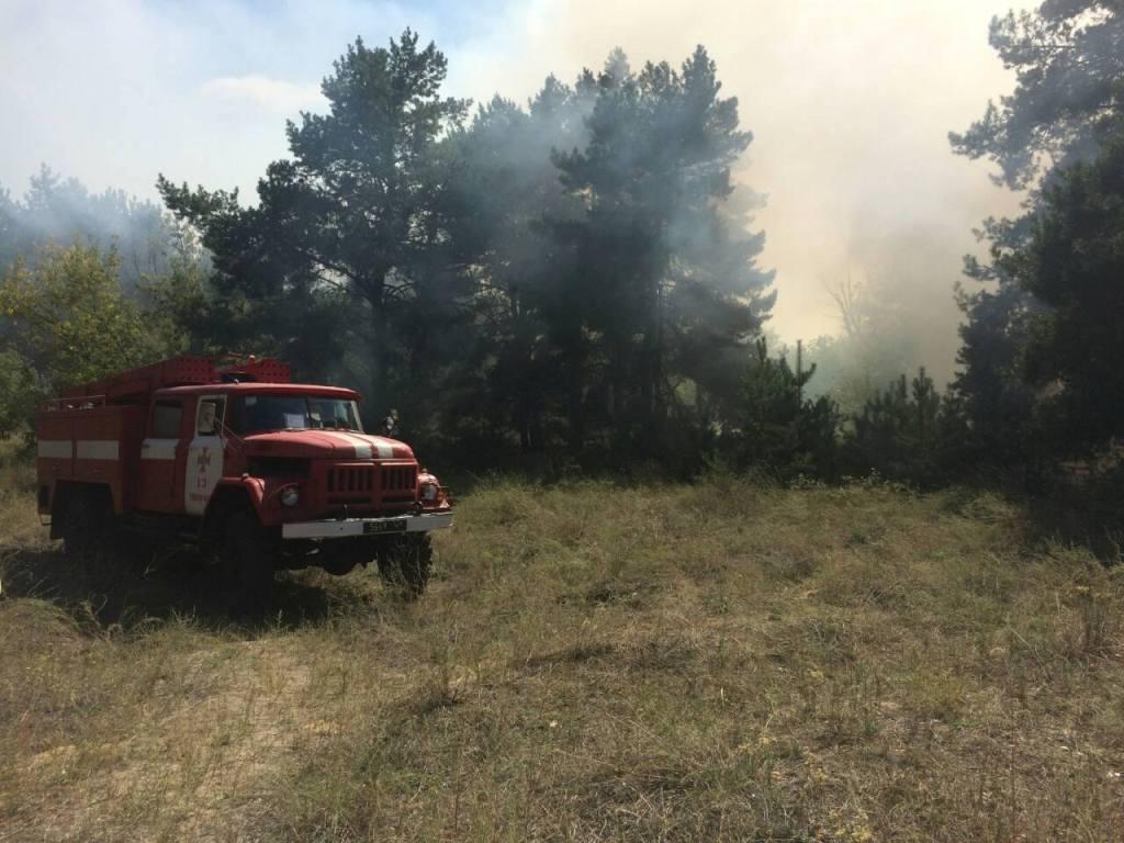 В многоэтажном высотном доме Запорожской области произошел пожар, жильцов эвакуировали