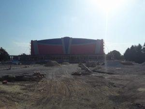 В следующем году в Запорожье откроют обновленный Дворец спорта «Юность» - ФОТО