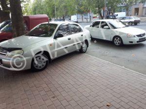 В Запорожской области из-за беспечности водителей произошло очередное ДТП - ФОТО