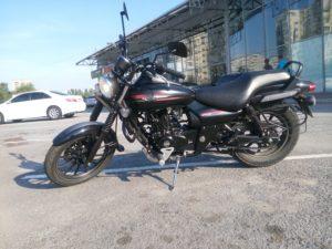 Запорожец просит помощи в поиске украденного редкого мотоцикла - ФОТО