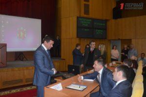 Запорожские депутаты хотят по-старому решать кадровые вопросы