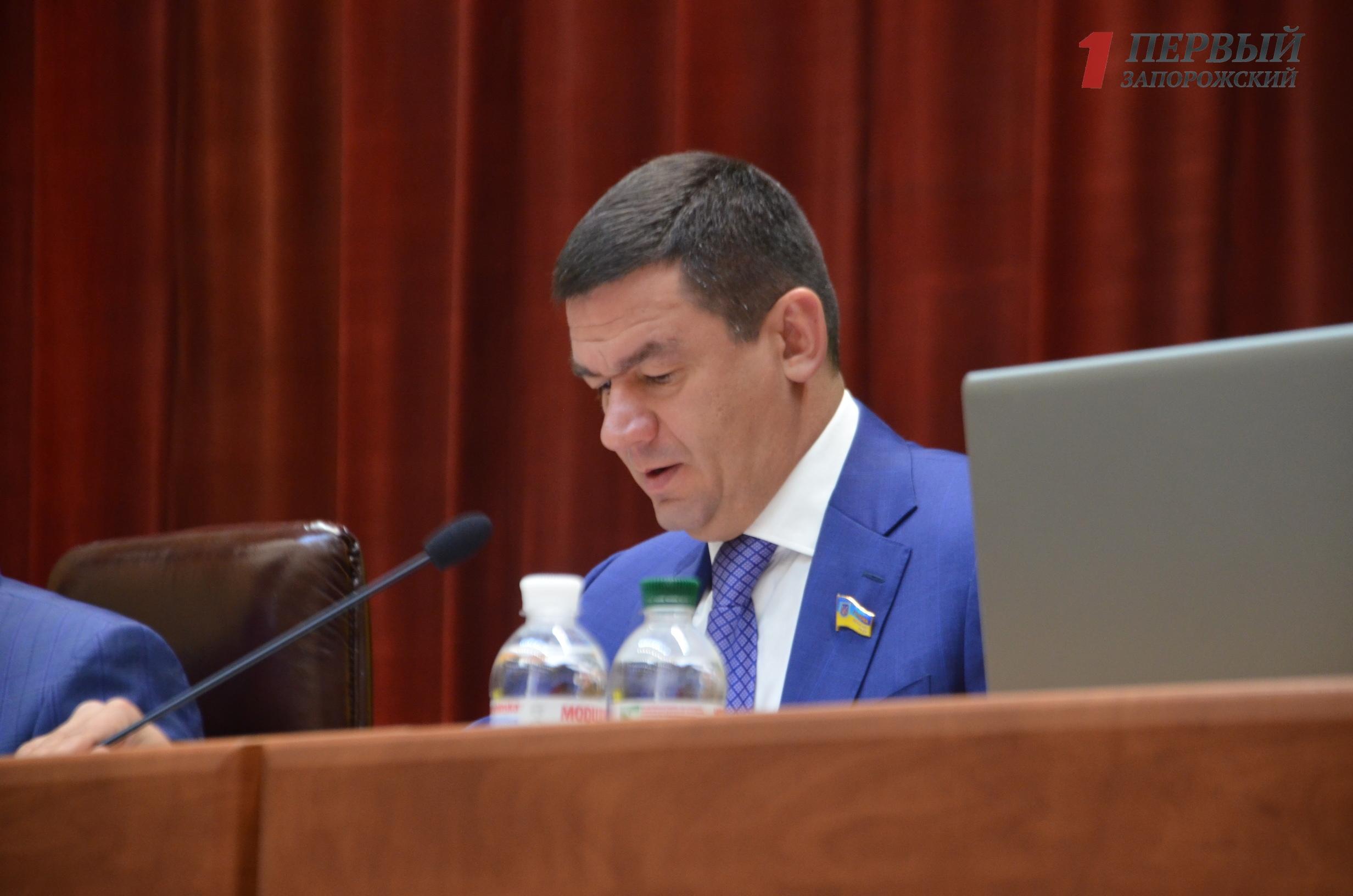 Григорий Самардак намерен собрать депутатов на очередную сессию, чтобы рассмотреть бюджетные вопросы