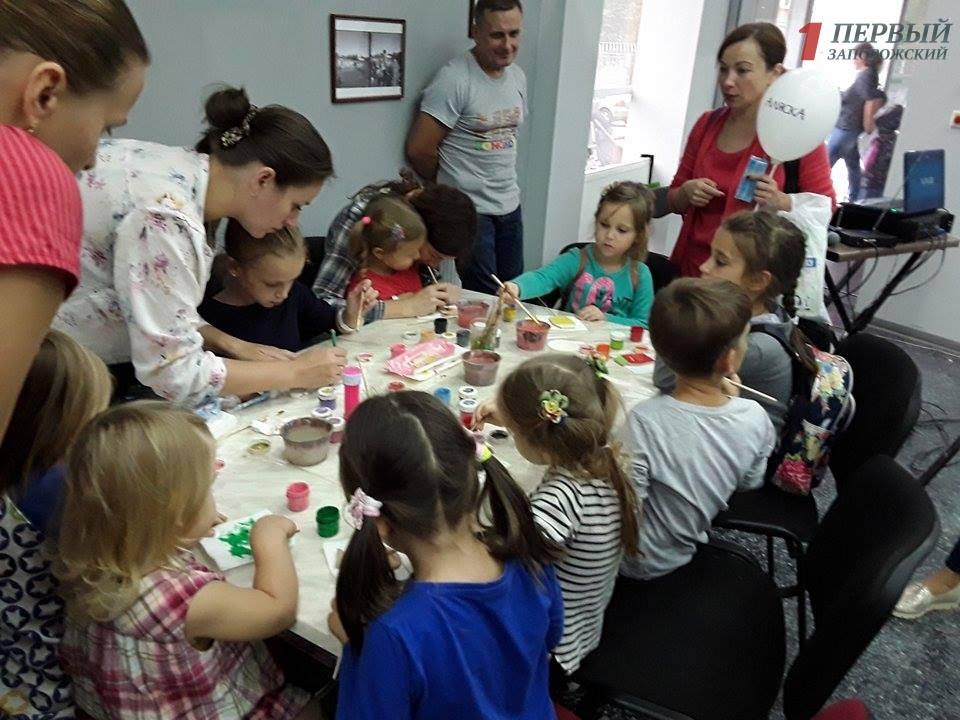 В Запорожье впервые состоялся форум для родителей