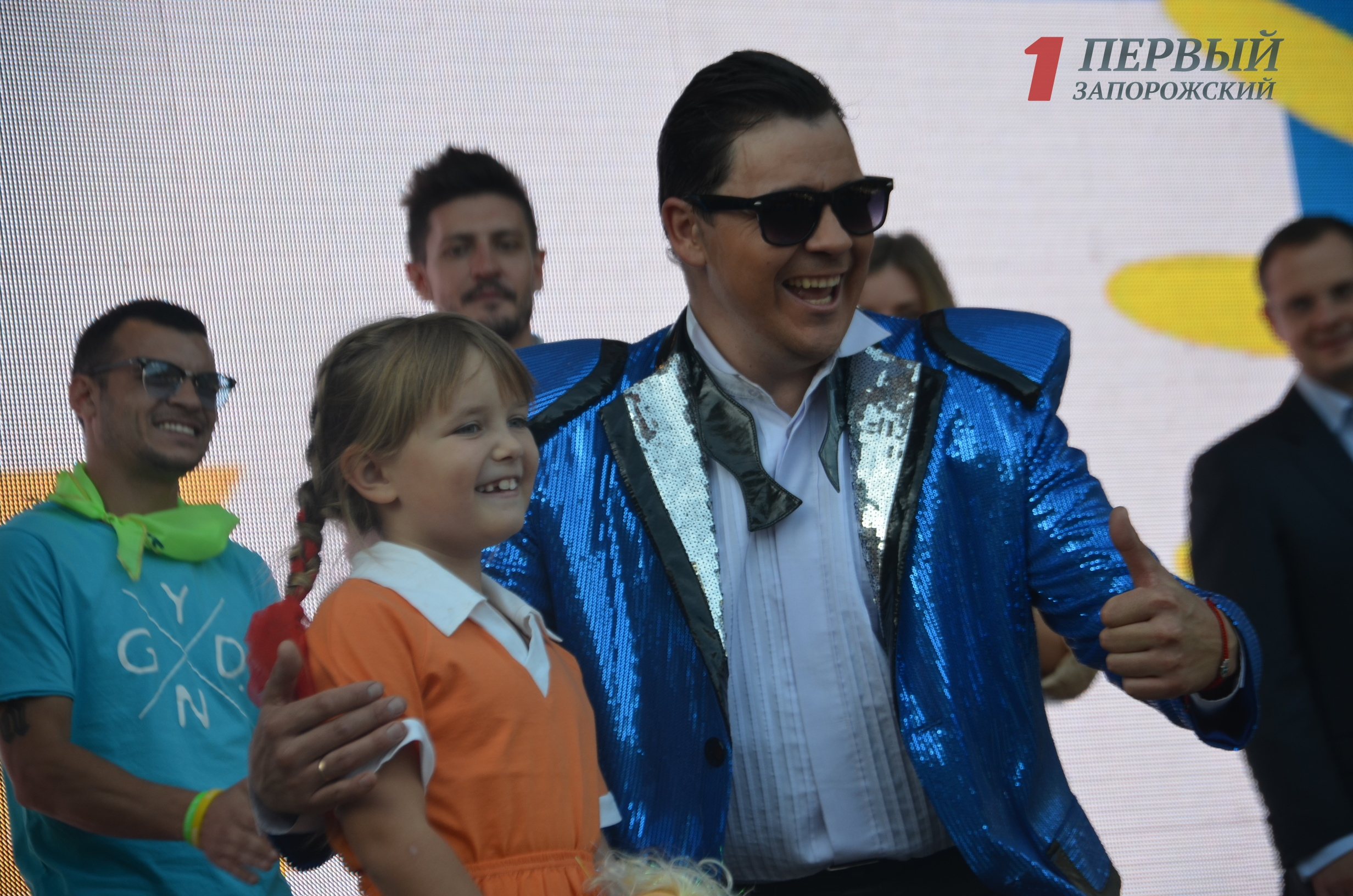 Как в Запорожье прошел первый благотворительный фестиваль для детей-сирот «Мама+я» - ФОТО, ВИДЕО