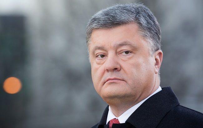 Не густо: работу Порошенко одобряют 2,2% украинцев - опрос