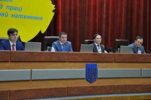 Заместители Самардака письменно заявили о конфликте интересов на ближайшей сессии областного совета