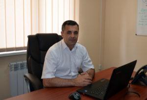 Гендиректор управляющей компании «Мрия» Арам Калоян: о новых тарифах, «убитом» жилом фонде и связях с «Мотор Сичью»